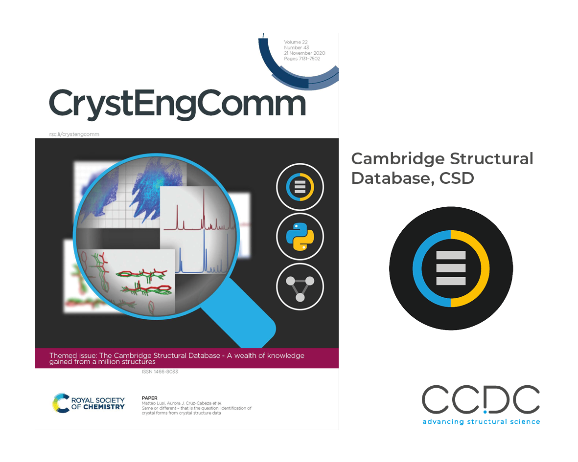 CrystEngComm special issue celebrates the CSD