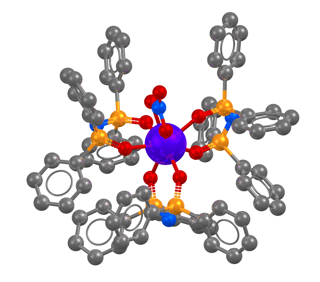 Pu containing compound published Inorganic Chemistry in 2019