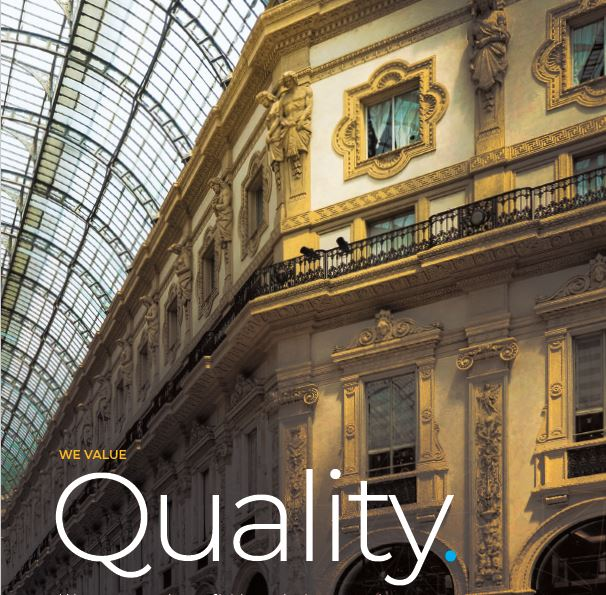 values quality